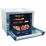 Cadco OV-023P Half-Size Countertop Convection Oven, 208-240v/1ph