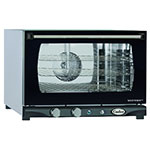 Cadco XAF-113 Half-Size Countertop Convection Oven, 120v