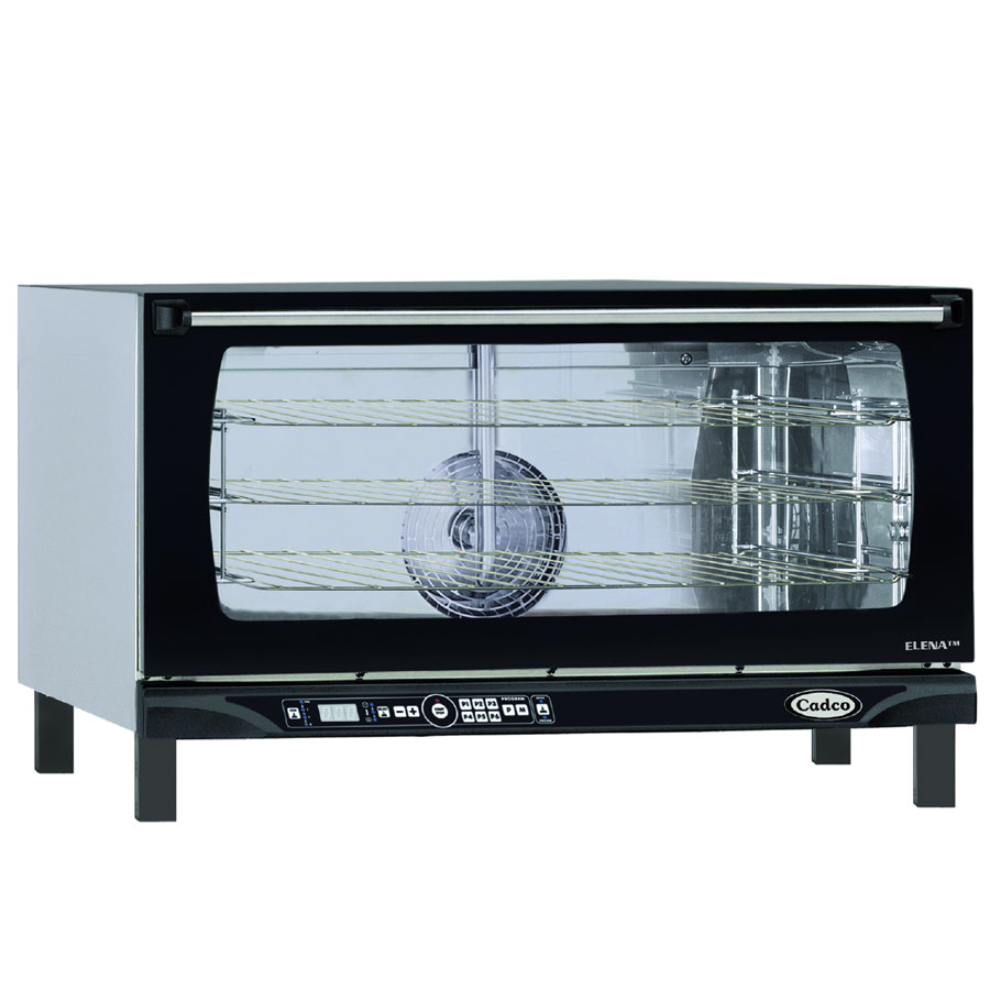 Cadco XAFT-188 Full-Size Countertop Convection Oven, 208-240v/1ph