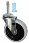 Special Made Goods & Services 3424L6 4-in Swivel Caster w/ Insert For 3355-88, 3424-88