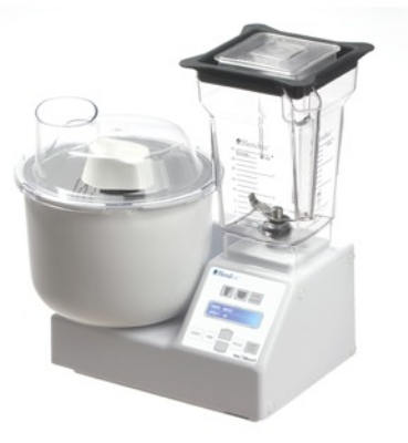 Blendtec 65601BHM Mixer Blender Combo w/ 4-Side Pitcher, Mixing Bowl & Accessories