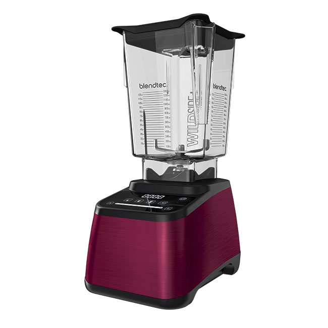 Blendtec D775C3904-A1GA1D Countertop All Purpose Blender w/ Polycarbonate Container, Programmable