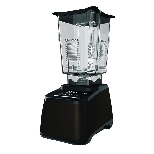 Blendtec D775C3920-A1GA1D Countertop All Purpose Blender w/ Polycarbonate Container, Programmable
