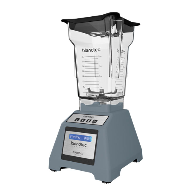 Blendtec E600A0814-A1GA1A Countertop Drink Blender w/ Polycarbonate Container, Programmable
