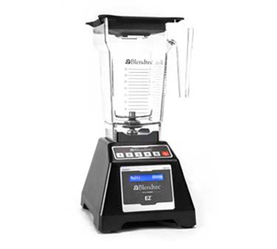 Blendtec EZ-ES3 Countertop Blender Package w/ (2) 2-qt FourSide Jars & 30-Cycles