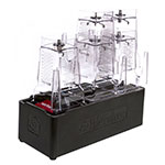 Blendtec RRS Rapid Rinser Station Complete Unit w/ Sprayer & Base, Flexible Tubing