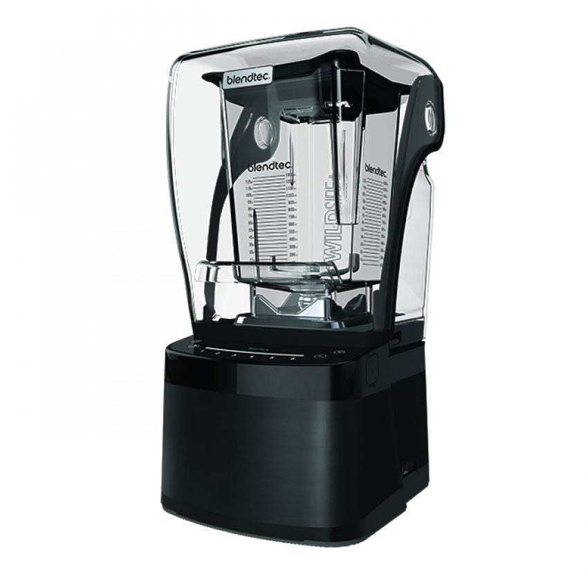 Blendtec S875C2901-B1GB1D Countertop All Purpose Blender w/ Polycarbonate Container, Programmable