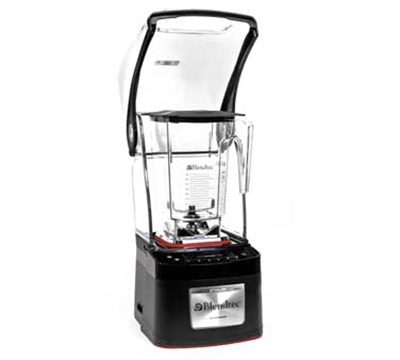 Blendtec STEALTHWS-IQB1 In-Counter Blender Package w/ (2) 3-qt Wildside Jars & Soft Lids, 42-Cycles