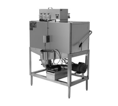 CMA Dishwashers B Low Temp Energy Mizer Dishwasher 44 in W 80 Racks/Hour Restaurant Supply