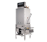 CMA CMA-180TSB 2401 Dishwasher w/ Built-in Heater & Scrap Accumulator, 60-Rack per Hour, 240/1 V