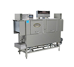 CMA EST-66L/R-L 2083 66-in Low Temp Conveyor Dishwasher, 243-Racks/hr, Right to Left, 208/3 V