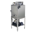 CMA EST-AH-EXT Straight Thru Door Type Dishwasher w/ Tall Clearance, 40-Racks/Hr