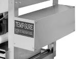 Cma 1608.03 E-Temp Booster Heater, -40 F Rise, 12 kw
