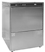 CMA UC60E High Temp Rack Undercounter Dishwasher - (30) Racks/hr, 208v/1ph
