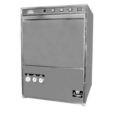 CMA UC65E Undercounter High Temp Dishwasher w/ 14-1/2-in Door, 30 Racks/Hr