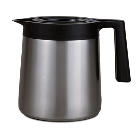 BUNN Home 40200.0002 10-Cup Thermal Carafe w/ Locking Lid,  For BT Brewer, Black