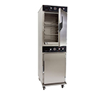 Cres Cor 1000-CH-AL-2D Full-Size Cook and Hold Oven, 208v/3ph