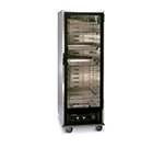 Cres Cor 121-PH-1818D 120 Full Height Heated Holding & Proofing Cabinet, Clear door, Adjustable Slide