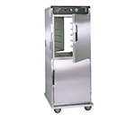 Cres Cor H-137-PSUA-12D Mobile Heated Pan Cabinet w/ 12-Slides, Stainless, 120/1v