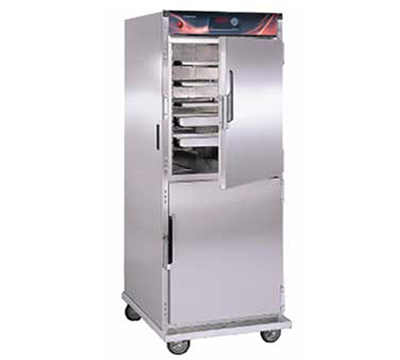 Cres Cor H-137-SUA-12D 1201 Mobile Heated Cabinet w/ 12-Chrome Slides, Stainless, 2000-watts, 120 V