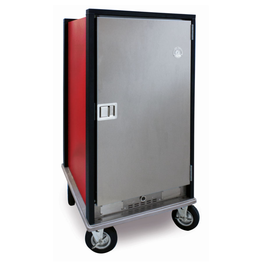 Cres Cor HC1-UA-11 3/4-Height Mobile Heated Cabinet w/ (11) Pan Capacity