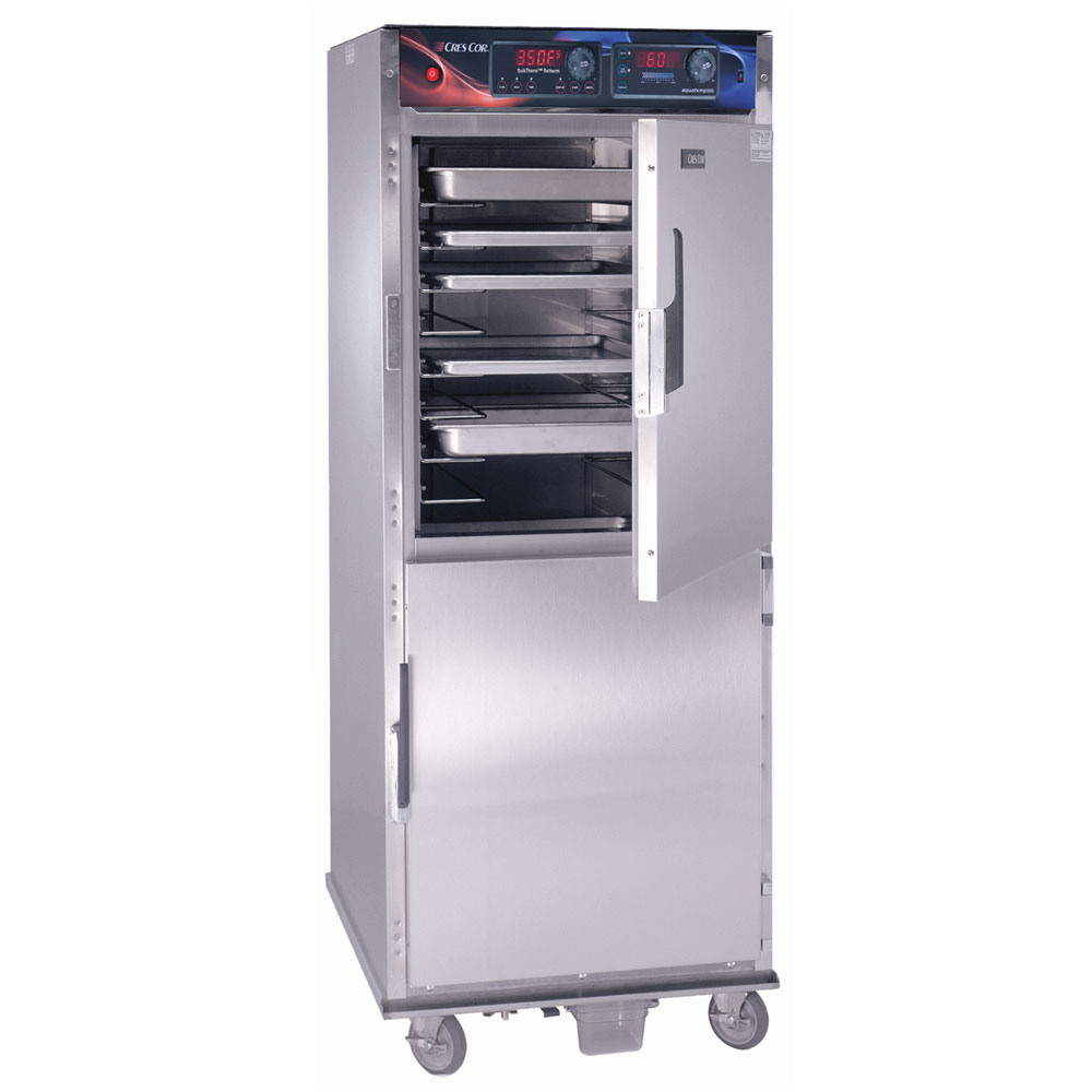Cres Cor RO-151-FWUA-18DE Full-Size Cook and Hold Oven, 208v/3ph