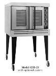 B.K.I. COB-GS Full Size Gas Convection Oven - LP
