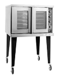 B.K.I. COM-ED Double Full Size Electric Convection Oven - 220v/3ph