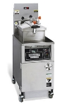 B.K.I. LGF-FC 48-lb Gas Pressure Chicken Fryer - LP