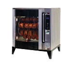 B.K.I. VGG-8-F Electric 40-Bird Commercial Rotisserie, 240v/3ph