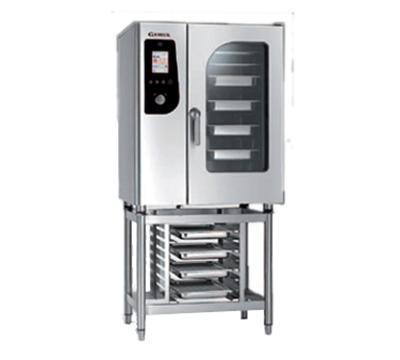 B.K.I. HE101 Half-Size Combi-Oven, Boiler Based, 208v/3ph