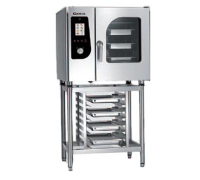 BKI HG061 Half-Size Combi-Oven, Boiler Based, NG