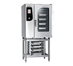 B.K.I. HG101 Half-Size Combi-Oven, Boiler Based, NG