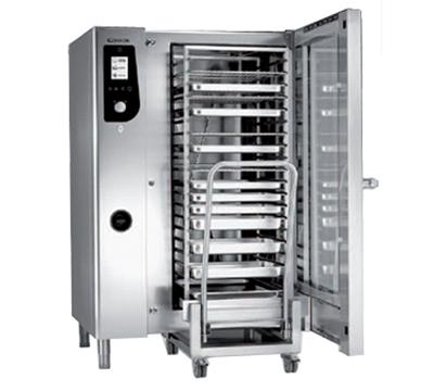 BKI HG202 Full-Size Combi-Oven, Boiler Based, NG