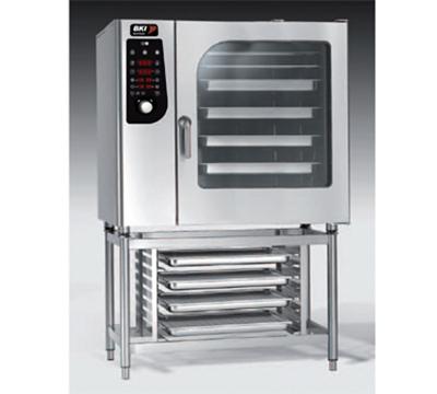 BKI ME102 Full-Size Combi-Oven, Boiler Based, 208v/3ph