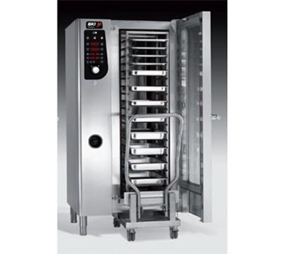 B. K. I. ME201 Half-Size Combi-Oven, Boiler Based, 208v/3ph