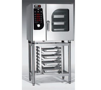 B. K. I. MG061 Half-Size Combi-Oven, Boiler Based, NG