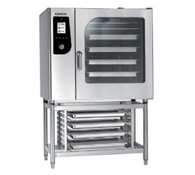 B.K.I. TG102 Full-Size Combi-Oven, Boilerless, NG