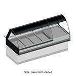 """B.K.I. WDCG-6 2203 Global Heated Display Merchandiser w/ 6-Wells & 82.5"""" Stock Case, 220/3 V"""