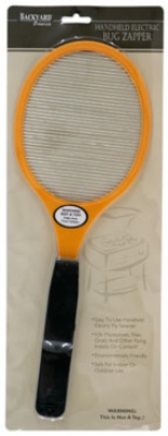 Chef Master / Mr. Bar B Q 40052BB Promotional Handheld Bug Zapper, Requires AA Batteries