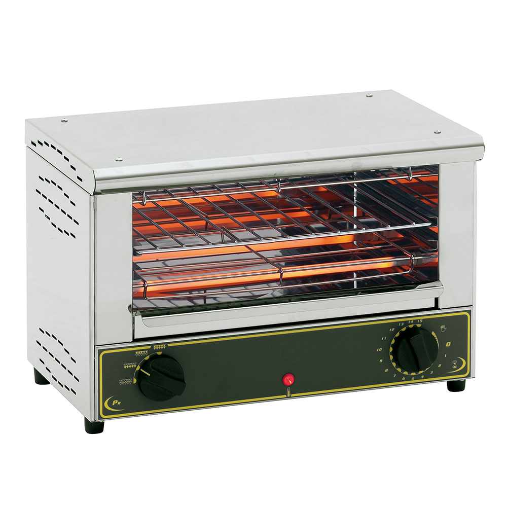 Equipex BAR1001 Countertop Commercial Toaster Oven - 120v/1ph