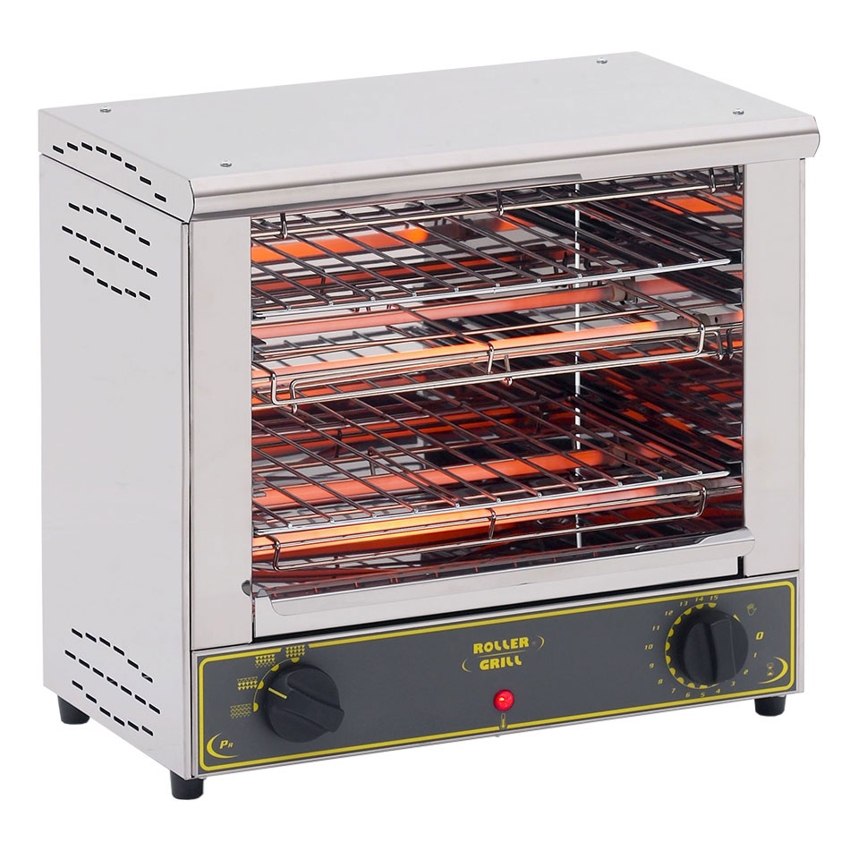 Equipex BAR-200/1 Countertop Commercial Toaster Oven - 120v