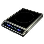 Equipex BRIC 3600 Countertop Commercial Induction Cooktop w/ (1) Burner, 3.6-kW, 208-240v/1ph
