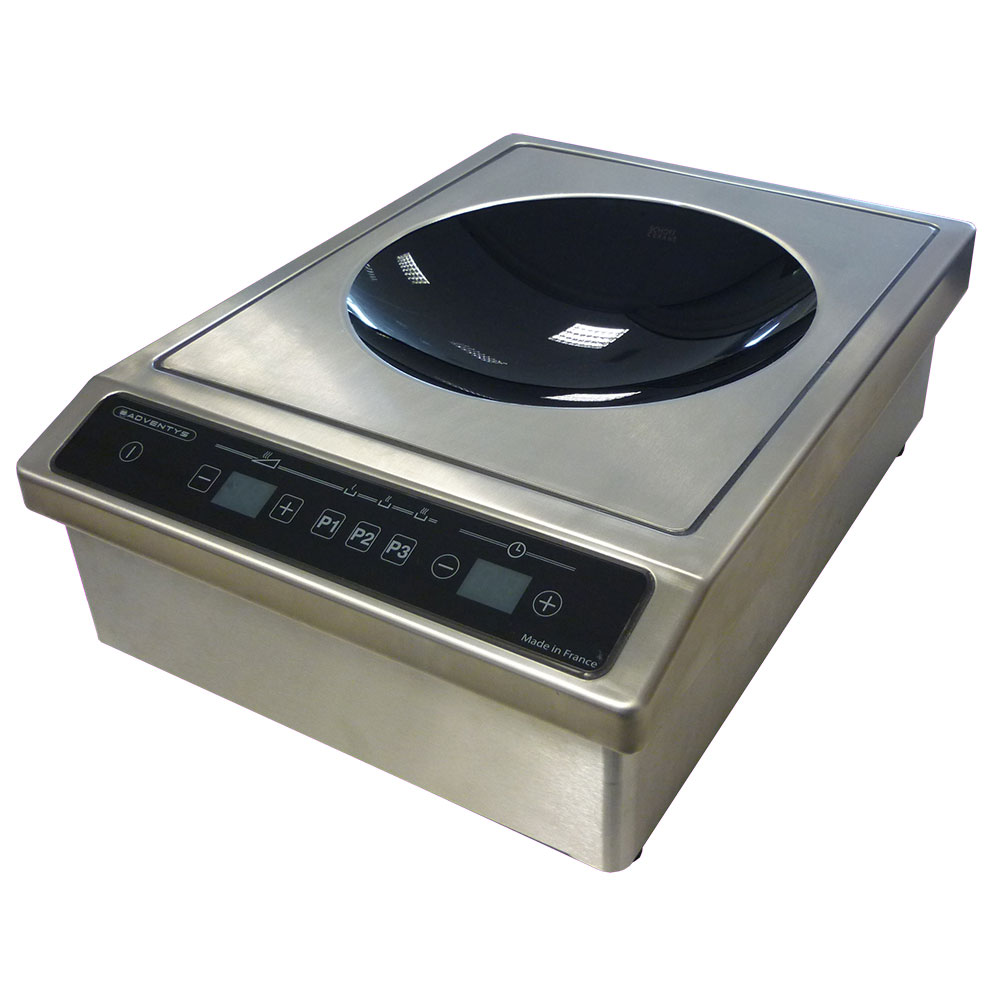 Equipex BWIC 3600 Drop-In Commercial Induction Wok Unit, 208-240v/1ph