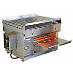 "Equipex CT-3000 Conveyor Toaster - 540-Sandwiches/hr w/ 2.375"" Product Opening, 240v/1ph"