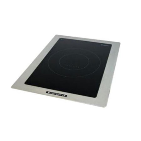 Equipex D1IM 2500 Drop-In Commercial Induction Cooktop w/ (1) Burner, 2.5-kW, 208-240v/1ph