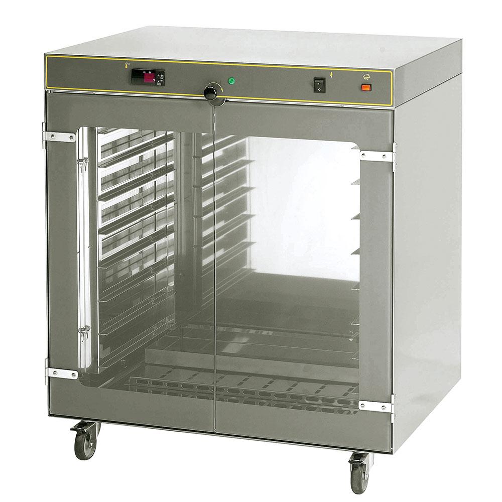 Equipex EP-800 Dough Proofer w/ Preset Time & Quantity, Stainless, 208-240v/1ph
