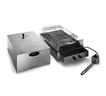 Equipex FM-4 Commercial Portable Smoker Oven, 120v