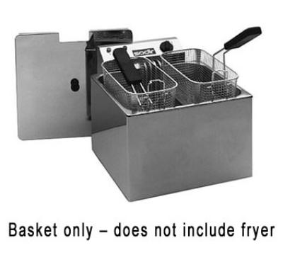 Equipex RF12 Full Size Fryer Basket, Steel