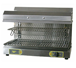 "Equipex SEF-80Q 32"" Electric Salamander Broiler, 208v/3ph"